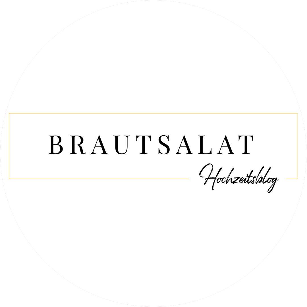 Empfohlen vom Hochzeitsblog Brautsalat